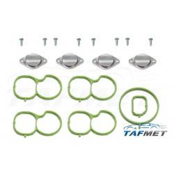 Zaślepki kolektora ssącego z uszczelkami dla Opel Chevrolet 2.0 CDTI Saab 1.9 2.0 TTiD