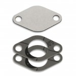 EGR valve blanking plate with gaskets for Fiat Alfa Lancia JTD 1.9 8V 2.4 10V CF3