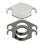 EGR valve blanking plate with gaskets for Peugeot Citroen Ford 2.0 16V HDI TDCi