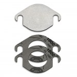 EGR valve blanking plate with gaskets for Ford Mondeo Transit Jaguar 2.0 2.2 TDCi engines Euro 3