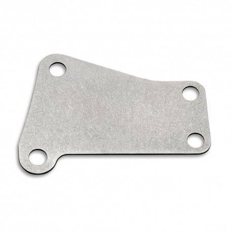 EGR valve blanking plate for Opel Vauxhall with 1.6 16V Z16XEP Z16XE1 engines