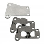 EGR valve blanking plate with gaskets for Opel Vauxhall with 1.6 16V Z16XEP Z16XE1 engines