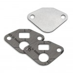 EGR valve blanking plate with gaskets for Honda Accord Prelude Civic Jazz Petrol engines