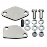 4 mm EGR valve blanking plates for Mitsubishi Ford Alfa Romeo Fiat with 2.5 2.8 3.2 Diesel engines