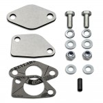 4 mm EGR valve blanking plates with gaskets for Mitsubishi Ford Alfa Romeo Fiat with 2.5 2.8 3.2 Diesel engines