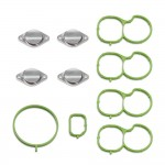 Swirl Flap Replacement with gaskets for Opel Vauxhall Chevrolet 2.0 CDTI Saab 1.9 2.0 TTiD