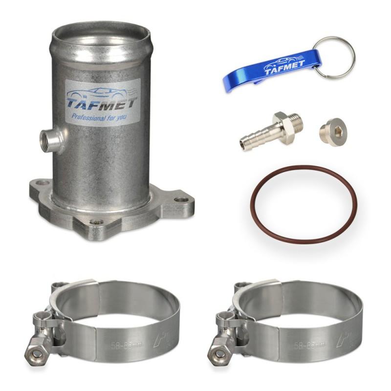 EGR VALVE SEAL GASKET METAL 1999-2005 FOR VOLKSWAGEN LUPO 1.4