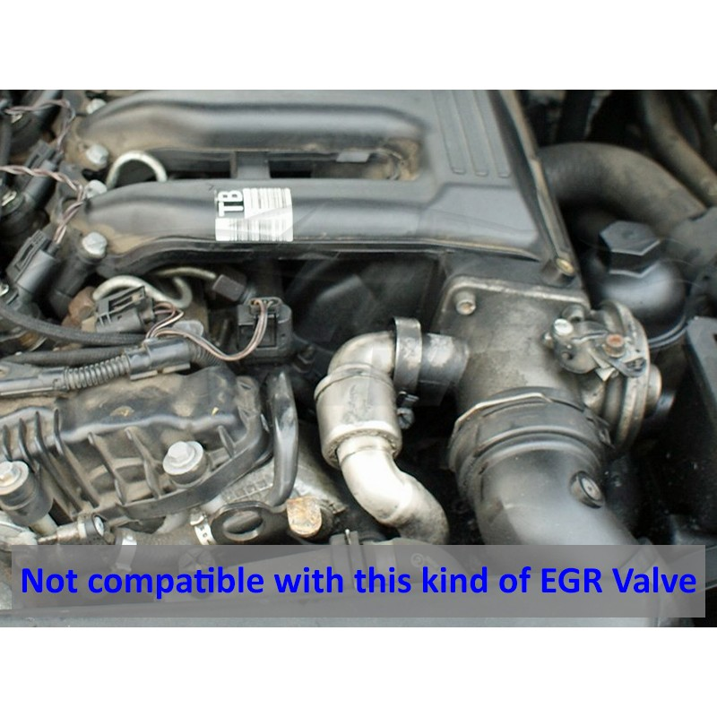 EGR Removal Delete Kit Blanking Plate for BMW with 2 0 2 5