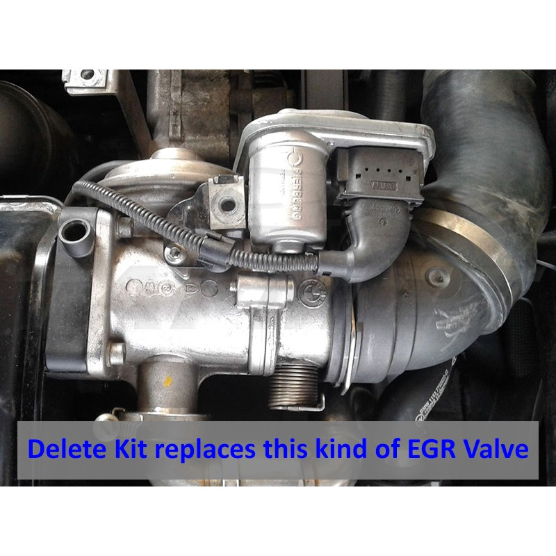 EGR Removal Delete Kit Blanking Plate for BMW with 2 0 2 5 3 0 D