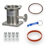 EGR Removal Delete Kit Blanking Plate for BMW with 2.0 2.5 3.0 D M47N2 M57N2 engines