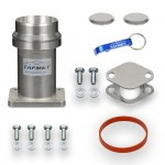 EGR Removal Delete Kit Blanking Plate for BMW with 3.0 D M57N engines