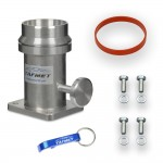 EGR Removal Delete Kit Set Bypass Flange for BMW with 3.0 D M57N engines