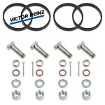 Swirl Flap Removal Kit for Mercedes with 2.2 CDI OM646 OM611 engines + Victor Reinz Gaskets