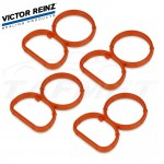 4 x Manifold Gaskets for all 4 cylinders made by Victor Reinz