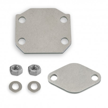 4 mm EGR valve blanking plates for Mitsubishi with 4M41 3.2 DI-D engines