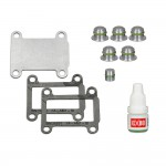 Intake manifold swirl flap removal kit for OPEL VAUXHALL / FIAT / ALFA / SAAB + EGR blanking plate with gaskets