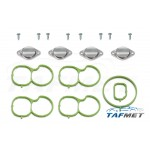 Swirl flaps replacements with gaskets Fiat Alfa Romeo Lancia Renegade 2.0 JTD Multijet