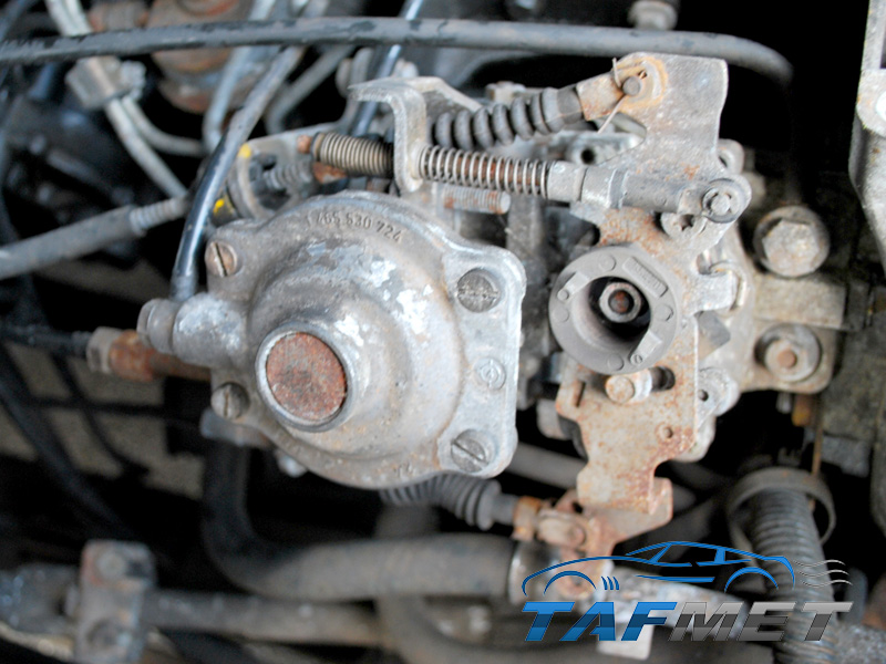 TUNING Spacer Ring-Defender-Discovery-BOSCH VE Pompe 200//300 Tdi BOOST PIN