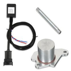 AGR-Ventil Simulator mit Verschlussplatte für OPEL / SAAB Motoren mit elektrischem AGR-Ventil 2.0 2.2 DTI TiD