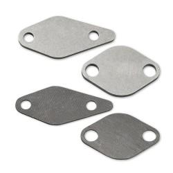 4 mm Sekundärluftventil Verschlussplatten mit Dichtungen für Subaru Benzin Motoren