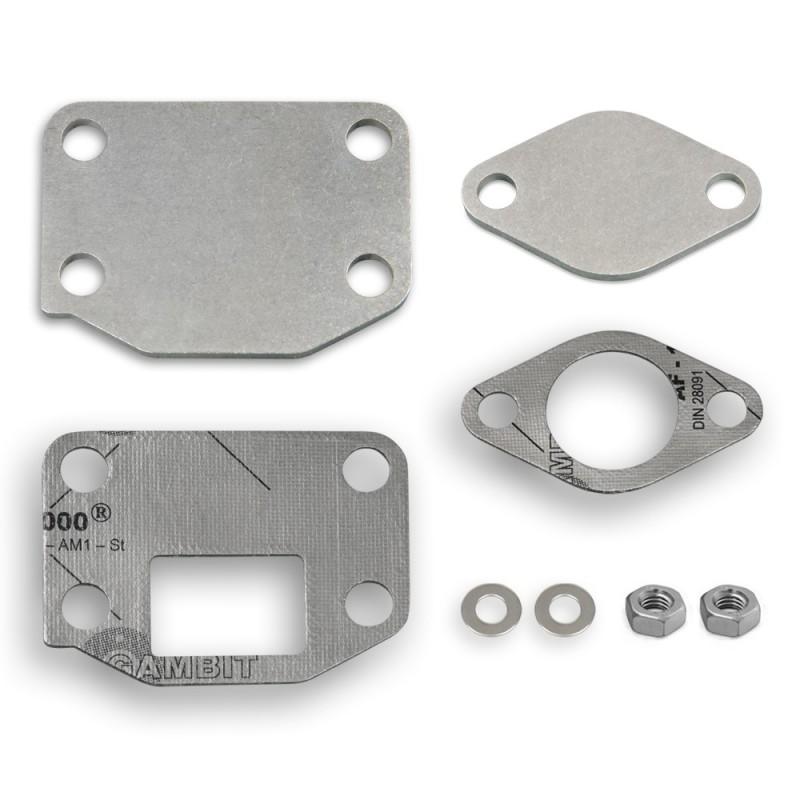 4 mm AGR Ventil Verschlussplatten mit Dichtungen für Mitsubishi mit 4M