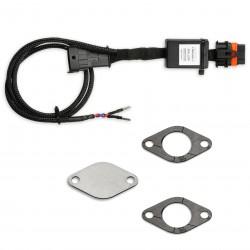 AGR Ventil Simulator mit Verschlussplatte für Ducato Iveco Boxer Jumper für 3.0 JTD HDI