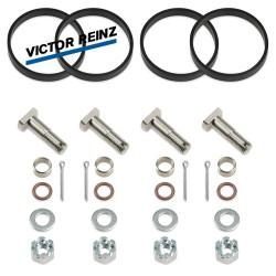 Drallklappen Entfernung Set für Mercedes-Benz mit 2.2 CDI OM646 OM611 Motoren + Victor Reinz Dichtungen