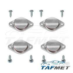 Drallklappen Entfernungs Set für Opel Chevrolet 2.0 CDTI Saab 1.9 2.0 TTiD